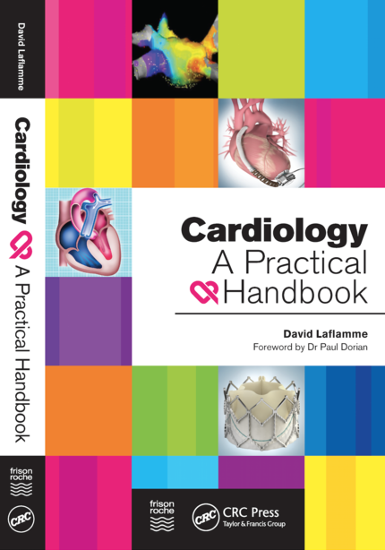 Cardiology : A practical Handbook  - David Laflamme - Editions Frison-Roche