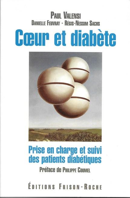 Cœur et diabète -  - Editions Frison-Roche