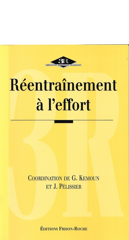 Réentraînement à l'effort -  - Editions Frison-Roche