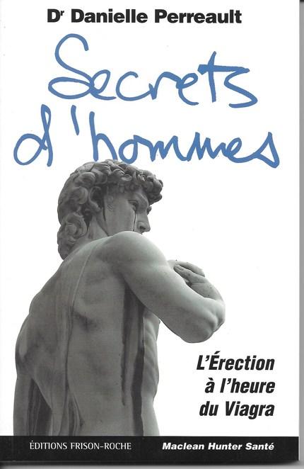 Secrets d'hommes - D Perreault - Editions Frison-Roche