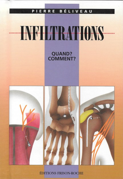 Infiltrations - Pierre Béliveau - Editions Frison-Roche