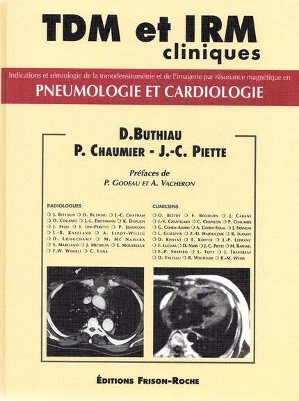TDM et IRM cliniques -  - Editions Frison-Roche