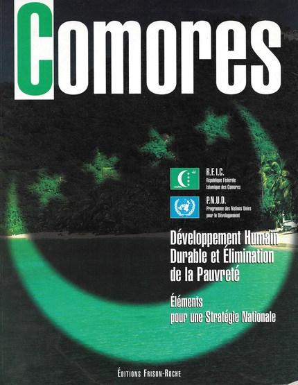 Comores - PNUD RFIC - Editions Frison-Roche