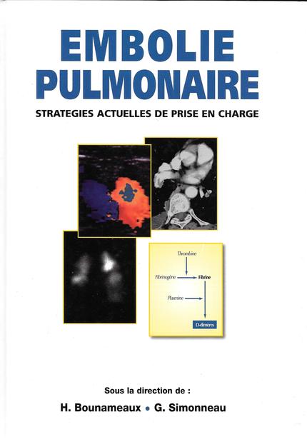 Embolie pulmonaire -  - Editions Frison-Roche